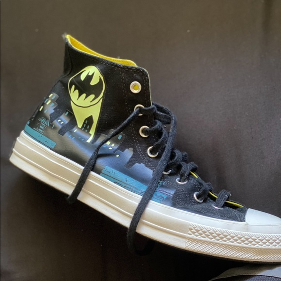 Converse Chuck 70s Hi x Batman x Chinatown Market